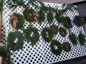 Wreaths & Roping
