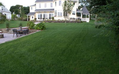 Fall is the BEST time to Seed and Aerate your Lawn.