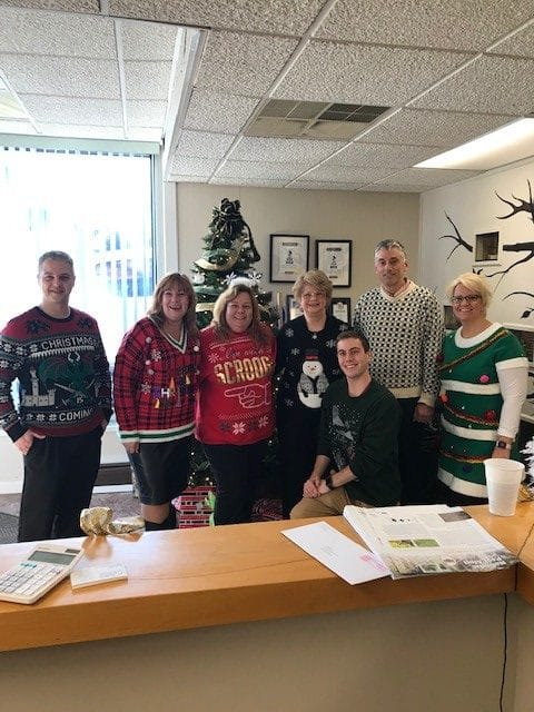 2019 Ugly Sweater Contest
