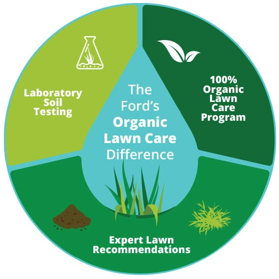 Ford's Organic Approach to a Beautiful and Healthy Lawn